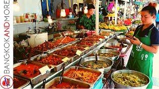Having Lunch in Bangkok | Original Food Court in Thailand