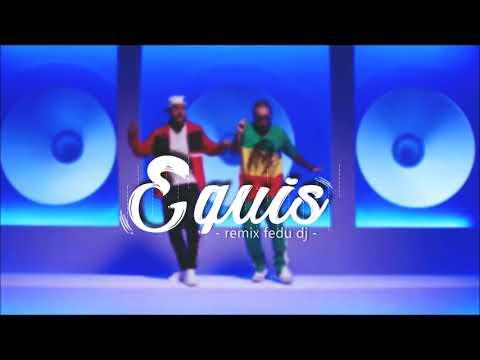 F E D U  D J | X (Equis Remix) - [Nicky Jam & J Balvin]