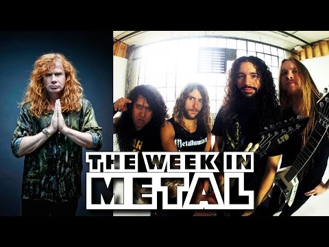 The Week in Metal - August 14-21, 2016 | MetalSucks