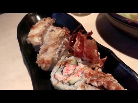 Japanese Food at Sushi Tei Plaza Indonesia Thamrin Jakarta Indonesia
