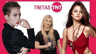 MILEY CYRUS X SELENA GOMEZ: FOGO NO PARQUINHO DA DISNEY | Tretas TNT