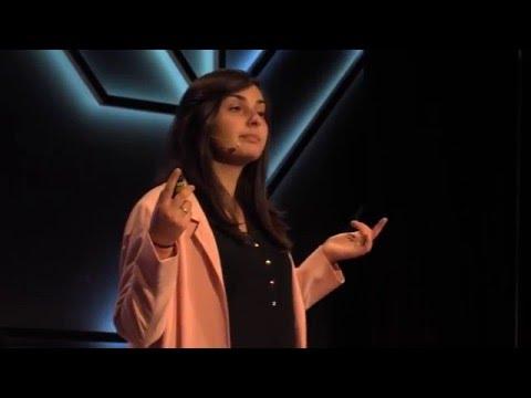 N'attendez pas votre place, créez-la! | Rebecca Sfedj | TEDxEMLYON