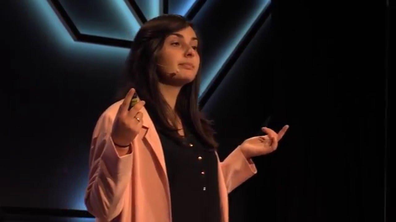 Download N'attendez pas votre place, créez-la! | Rebecca Sfedj | TEDxEMLYON