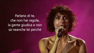 (Testo/Lyrics) Giorgia - Oronero (cover di Andrea Papazzoni)