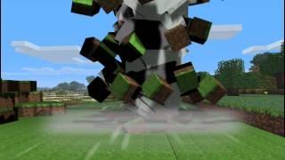 Minecraft Tornado