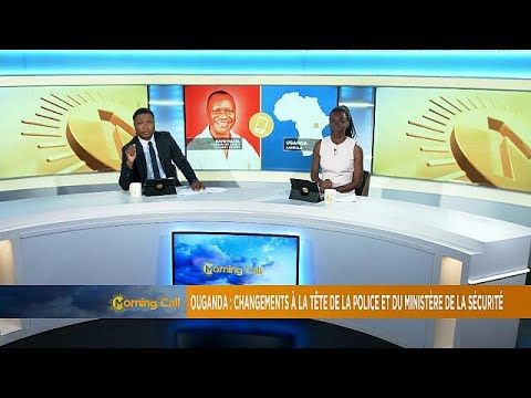 Major security cabinet reshuffle in Uganda [The Morning Call]