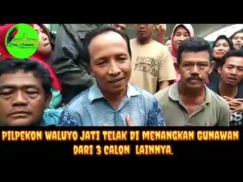 Terpilih Kakon Waluyo Jati,Gunawan Sampaikan Rasa Syukur. Mp3