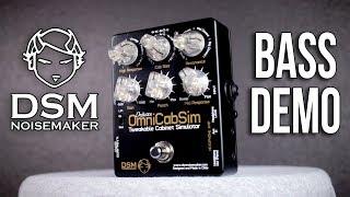 DSM Noisemaker OmniCabSim [Bass Demo]