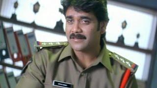 Shivamani Telugu Movie     Nagarjuna TV Interview Scene Asin Comment On Interview