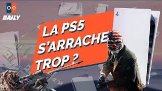 LA FRÉNÉSIE PROVOQUÉE PAR LA PS5 !