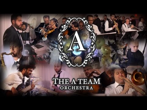 A Team Orchestra - Scenes From An Italian Restaurant