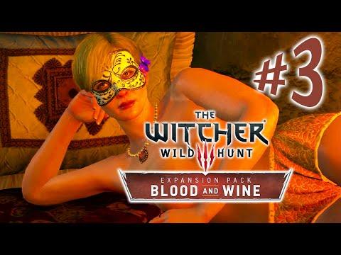 The Witcher 3: Blood And Wine - Parte 3: O Encontro ( ͡° ͜ʖ ͡°) [ PC - Playthrough PT-BR ]