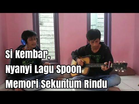 "Spoon - Memori Sekuntum Rindu Cover By Bos""Kay"