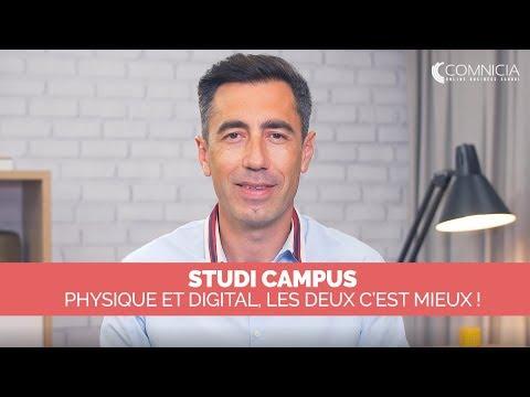 Découvrez STUDI CAMPUS - COMNICIA