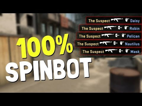 RELEASE THE SPIN BOT (CS:GO Overwatch #38) - Лучшие приколы