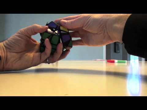 Hexaminx Tutorial/Walkthrough:  The cubic shroud over the inner dodecahedron