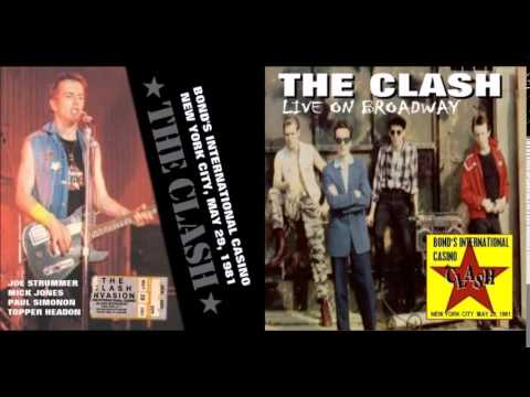 The clash plays sixteen shows at bonds casino casino orange springs fl