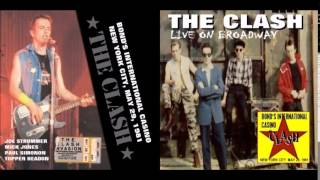 The Clash - Live At Bond's International Casino, May 29, 1981 (Full Concert!)