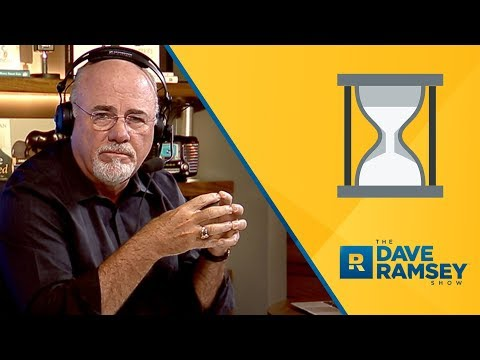 It's Time For The Student Loan Program To End - Dave Ramsey Rant
