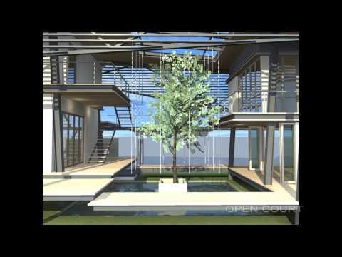 ชนะเลิศประกวดการออกแบบบ้านเหล็ก