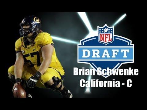 low priced 07918 2a593 Brian Schwenke - 2013 NFL Draft Profile