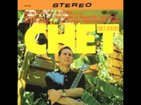 Wabash Cannon Ball by Chet Atkins from Chet RCA Camden CAS 2182