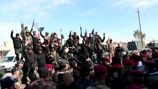 أخبار حصرية | استعدادات القوات العراقية لتحرير الساحل الأيمن من الموصل