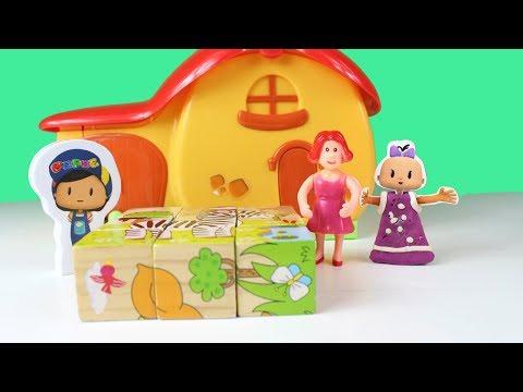 Pepee Bebe Yapboz Oyunu Oynuyor Pepee ve Bebe Yarışma Yapıyor Pepe İzle