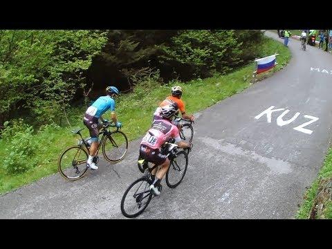 Giro d'Italia 2018 Zoncolan stage 14