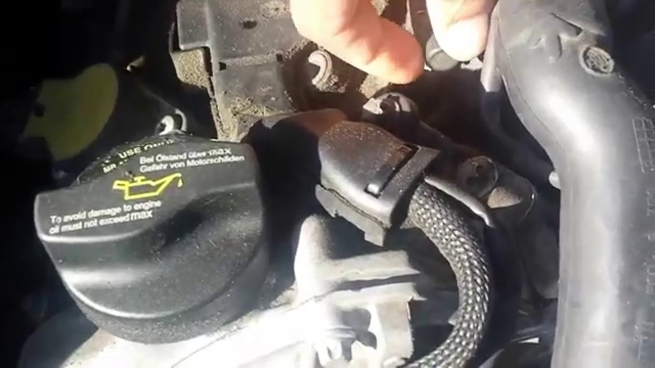 How To Tell If Your Mercedes Fuel Pump Is Bad (Fuel Pressure Test DIY)  YouTube