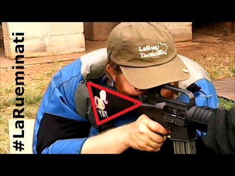 LaRue Tactical MBT Test - NRA HP Match 8/1/15