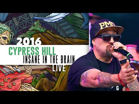 "Cypress Hill (Live) ""Insane In The Brain"" - California Roots 6"