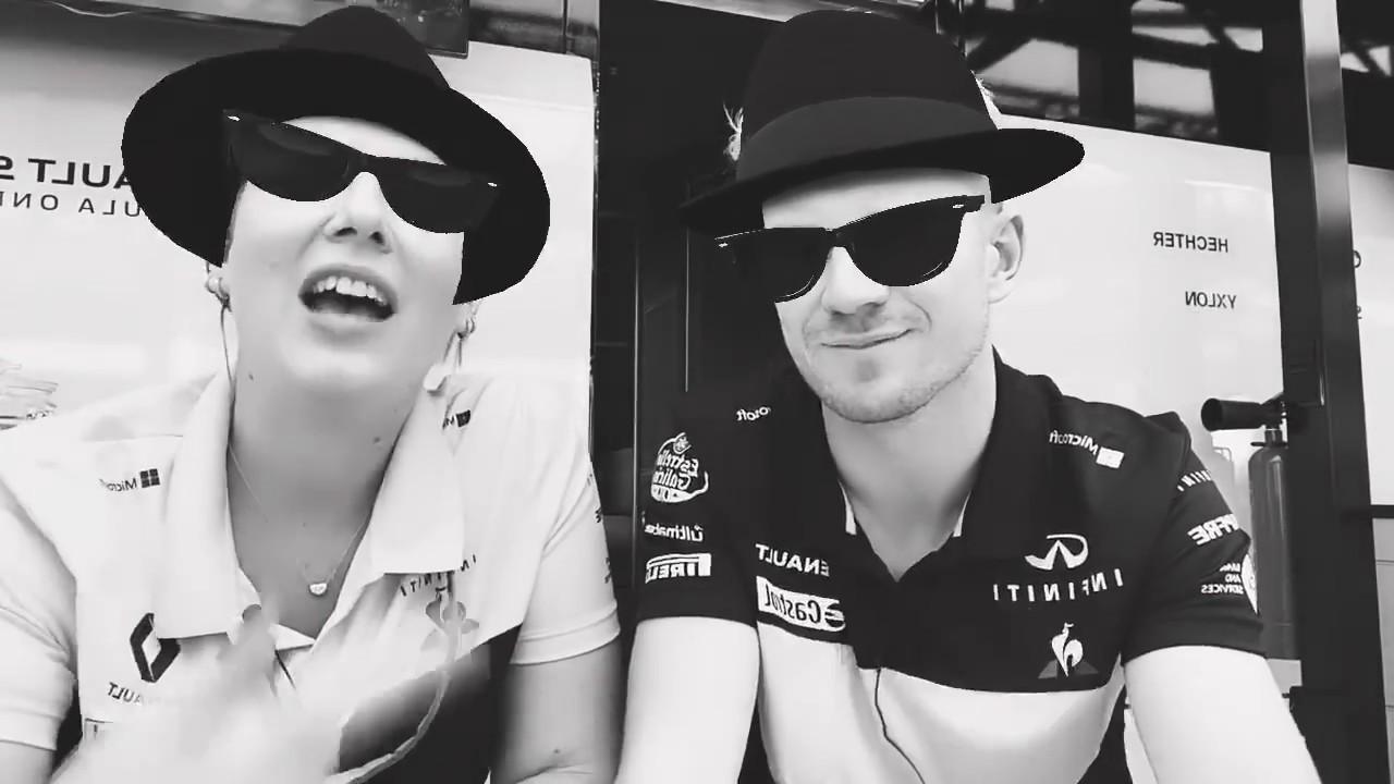 Live Q&A with Nico Hülkenberg | F1 German GP 2018