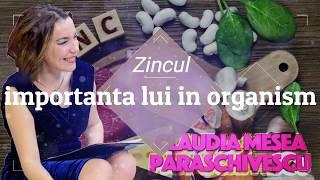 Totul Despre ZINC * Rolul In Organism * Care Sunt  Beneficiile