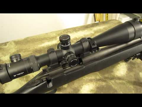 Vortex Viper PST 6-24x50 Review