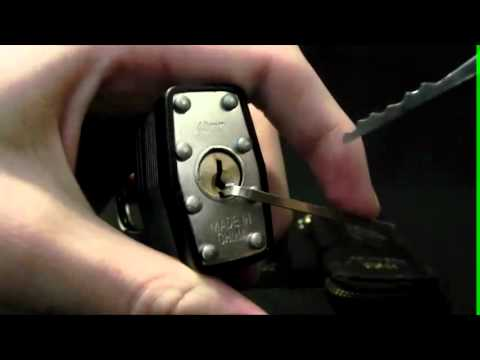 Practical Lockpicking: Raking 101