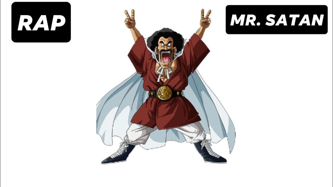 Mario – Campeão (Original)|Rap Geek 10 Mr. Satan Dragon Ball Z