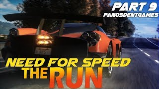 ΤΕΛΙΚΗ ΕΥΘΕΙΑ ΜΕ PAGANI HUAYRA | Need For Speed The Run #9