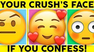 This Quiz Will Reveal Your Crush's Face If You Confess Your Feelings