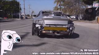 BEST OF LOUD TURBO SPOOL AND BLOW OFF SOUND CAR PORN AMAZING