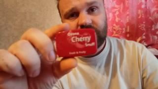 Обзор  снаффа (нюхательный табак) Ozona Cherry
