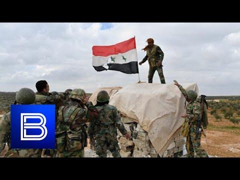 Scramble For Northern Syria! SAA Races Turkey to Occupy Raqqa and Manjib!