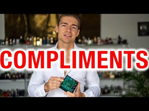 Top 10 Most Complimented Fragrances For Men 2019