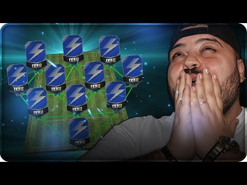 FULL BLUE CARD TEAM DRAFT CHALLENGE !!! [FIFA 17]