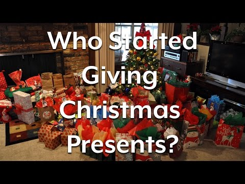 The History of Christmas Presents