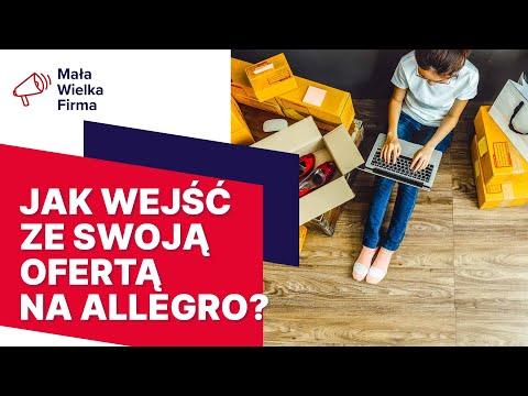 4ee507b9f Sprzedaż na Allegro – jak zacząć? Konkretne wskazówki od praktyka z ...