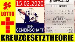Lotto 6 aus 49 !!! Zahlen Vorhersage: Samstag 15.02.2020