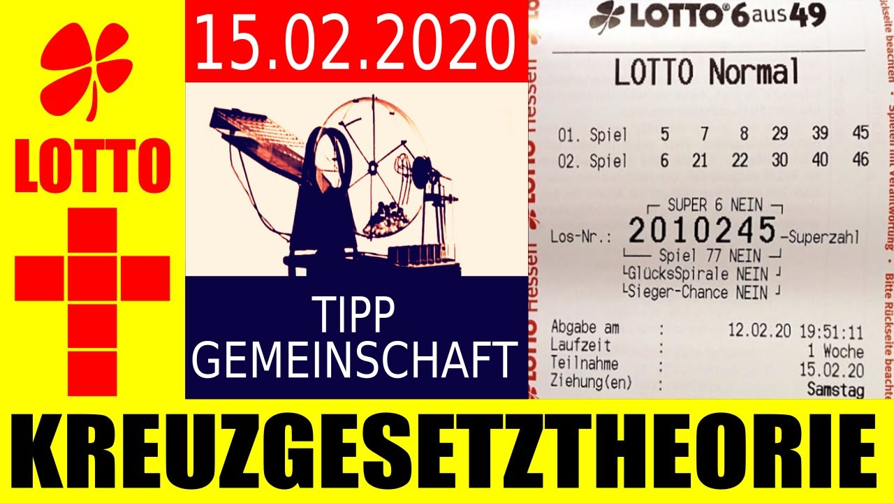 Sonderauslosung Lotto 6 Aus 49 2020