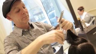 Александр Тодчук. Авторская стрижка для длинных волос
