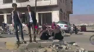 شاهد: مئات السيارات في طوابير طويلة بصنعاء في ذكرى انقلاب الحوثي